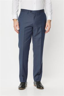 Signature Crepe Suit: Trousers