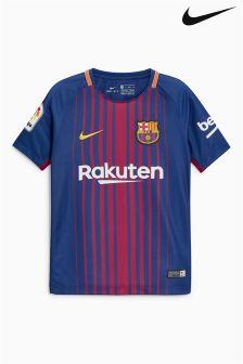 Nike FC Barcelona 2017/18 Home Jersey