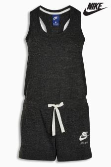 Nike Black Gym Vintage Playsuit