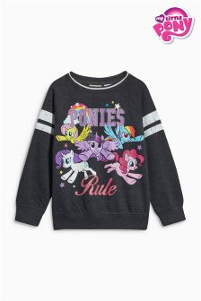 My Little Pony Crew Neck Top (3-16yrs)