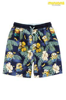 Minions Swim Shorts (3-12yrs)