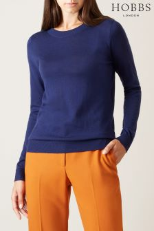 Hobbs Blue Penny Sweater