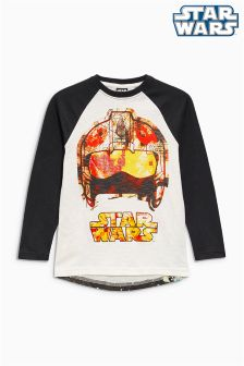 Star Wars™ Long Sleeve T-Shirt (3-14yrs)