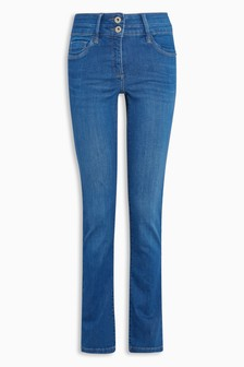 Lift, Slim And Shape Slim Jeans