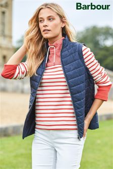 Barbour® Cloud/Red Rief Sweat