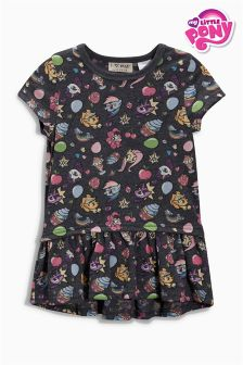 Grey My Little Pony Print Tunic (3mths-6yrs)