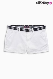 Womens White Shorts | Ladies Linen & Chino Shorts | Next UK