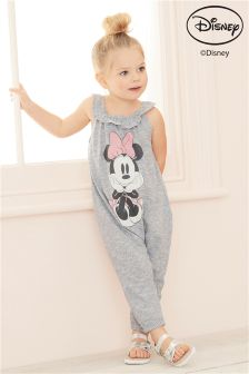 Stripe Minnie Mouse™ Playsuit (3mths-6yrs)