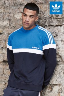 adidas Originals Navy Ink Itasca Jumper