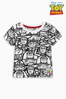 Short Sleeve Toy Story T-Shirt (3mths-6yrs)