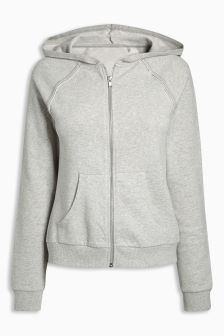 Team Bride Zip Through Hoody