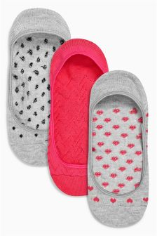 Bright Spot Footsies Three Pack
