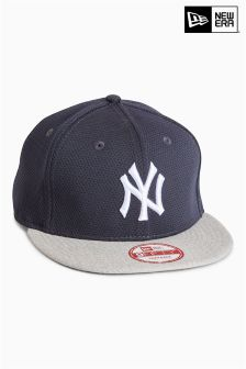 New Era Navy 9Fifty Contrast Snapback