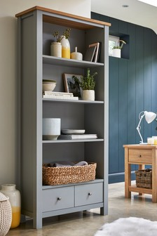 Malvern Tall Shelf Unit