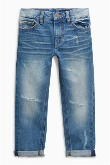Extreme Distressed Regular Jeans (3-16yrs)