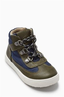 Hiker Chukka Boots (Younger Boys)