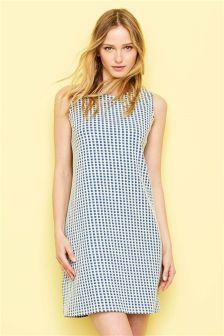 Gingham Dress
