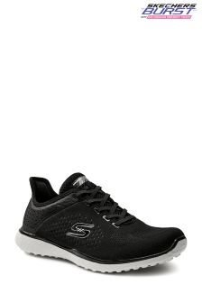 Skechers Black Microburst Supersonic Trainer