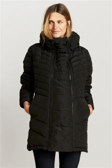 Maternity Padded Jacket Panel