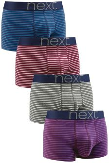Stripe Hipsters Four Pack