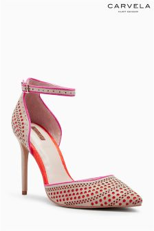 Carvela Nude/Pink Alfie Two-Part Court