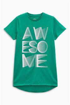 Awesome Printed T-Shirt (3-16yrs)