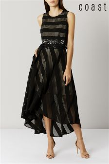 Coast Black Vanessa Mae Skirt