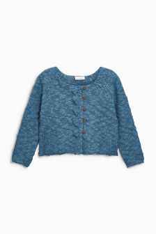Slub Yarn Cardigan (3mths-6yrs)