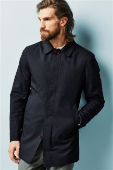 Next Mens Pea Coat | Down Coat