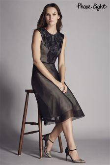 Phase Eight Black Annie Dress