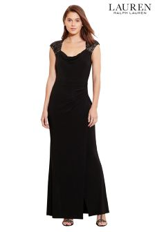 Lauren Black Arina Dress