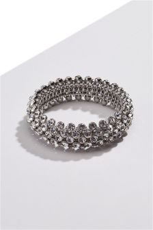 Three Row Expander Bracelet