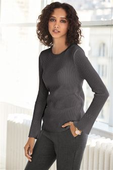 Wrap Back Sweater