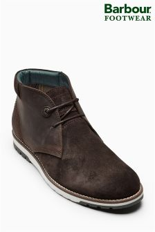 Barbour® Brown Heppel Chukka