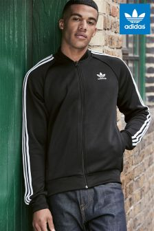 adidas Originals Black Track Top