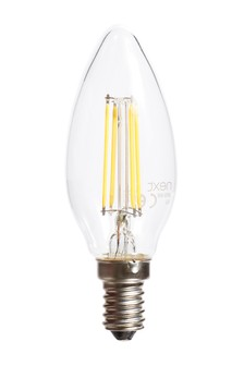 4W LED Filament SES Candle Bulb