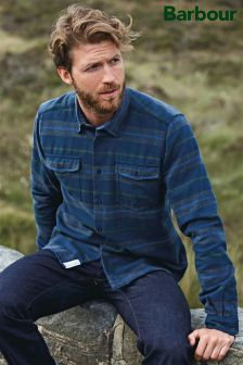 Barbour® Navy Deck Shirt