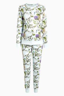 Floral Maternity Pyjamas