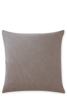 Metallic Embroidered Cushion