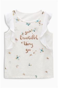 Butterfly T-Shirt (3-16yrs)