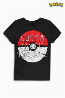 Catch 'Em All Pokémon T-Shirt (3-14yrs)