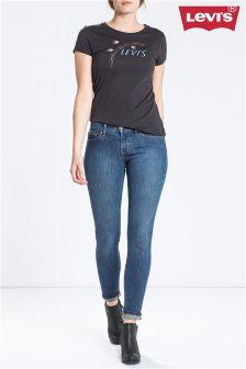 Levi's® 711 Painted Hue Skinny Jean
