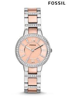 Ladies Fossil™ Virginia Watch