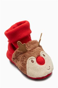 Pram Reindeer Boots (Younger Boys)