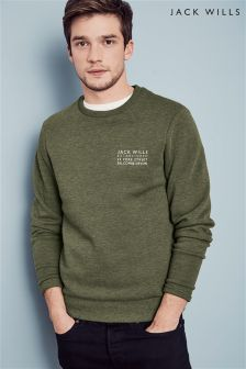 Jack Wills Hatton Crew Neck Sweatshirt