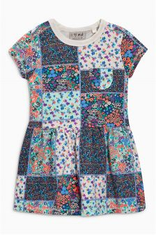 Mix Print Tunic (3mths-6yrs)