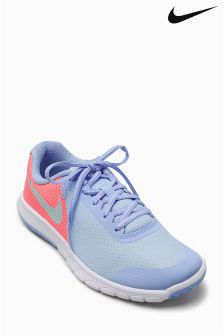 Nike Blue/Coral Flex Experience 5