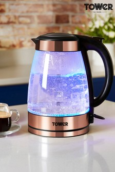 Tower Glass Kettle