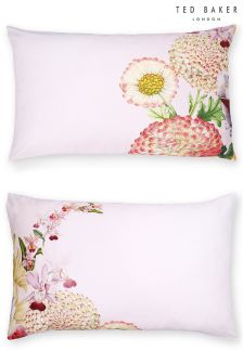 Ted Baker Encyclopedia Floral Housewife Pillowcase