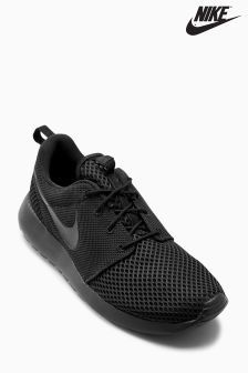 Nike Black/Black Roshe One SE